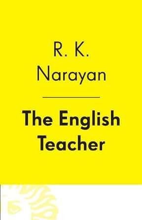 The english teacher by r. K. Narayan | nook book (ebook) | barnes.