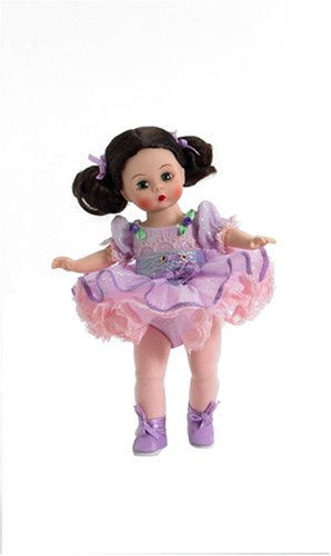 Madame Alexander Dolls Lilac Florets Ballerina, 8