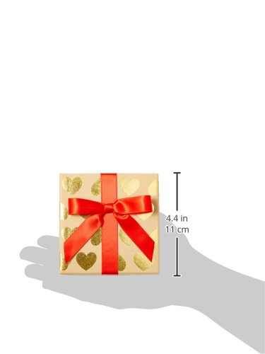 Large Product Image of Amazon.com $25 Gift Card in a Gold Hearts Box