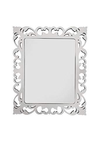 Quadro Espelho Decorativo Veneziano Sala Quarto 3802