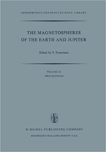 1974 The Magnetospheres of the Earth and Jupiter: Proceedings of the Neil Brice Memorial Symposium May 28 Held in Frascati June 1