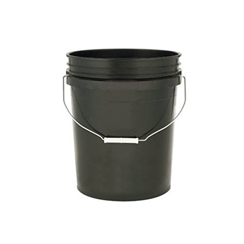 (LEAKTITE B5GSKD 5GAL Black Plastic)