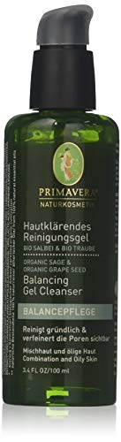 - Primavera - Balancing Gel Cleanser (Combination & Oily Skin) - 100ml/3.4oz