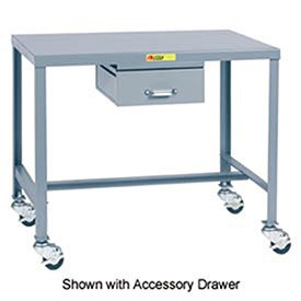 LITTLE GIANT Mobile Machine Table - 500 LB. Capacity
