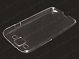 iXium Crystal Polycarbonate Samsung Galaxy S3 SIII Fitted Case Ultra Thin, Strong and Flexible