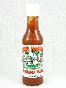 Gator Hammock Swamp Gator Hot Sauce 5oz.