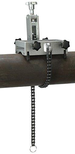 CS Unitec ZRO 250 Pipe Clamp Saddle, for pipe diameters 3-1/4'' to 10'' OD by C.S. Unitec