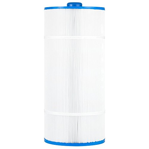 Clear Choice Pool Spa Filter 8.44 Dia x 19.00 in Cartridge Replacement for Sundance MicroClean II Baleen AK-70013, [1-Pack] - Sundance Filter Spa Cartridges