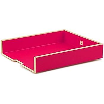 Amazon Com Semikolon A4 Letter Size Paper Tray Pink