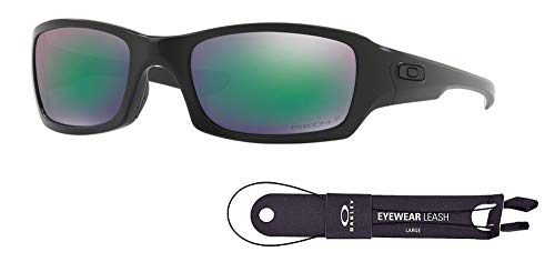 Oakley Fives Squared OO9238 923815 54M Matte Black/Prizm, used for sale  Delivered anywhere in USA