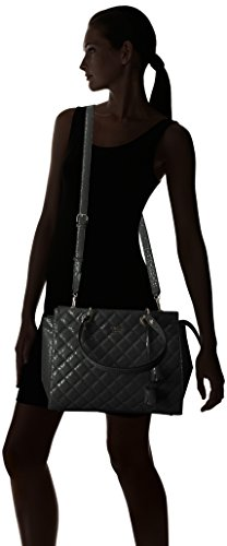 Main À SG685509 Femme Guess Noir Sac wpFqaO