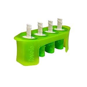 Tiki Ice Pop Molds 4pack