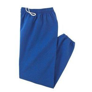 Unisex Drawcord Waist Fleece Pants - 3