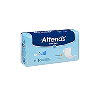 Attends Incontinence Care Pads for Women