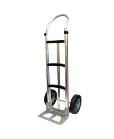 Curved Frame Hand Truck with 14