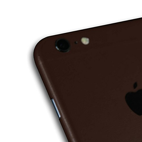 appskins posteriore iPhone 6S Plus color Edition Brown