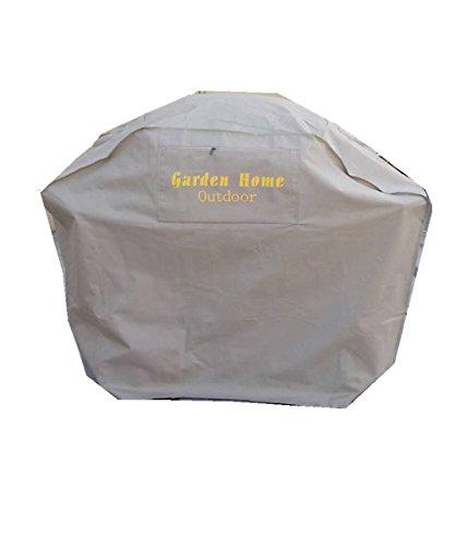 Garden Home Outdoor 636160217653 Grill Cover Weber, Khaki 68 Inches