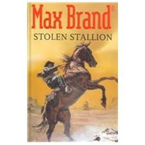 book cover of The Stolen Stallion