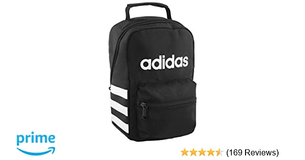 7ec9c2ccba Amazon.com  adidas Santiago Lunch Bag