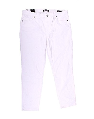 Wholesale Buffalo (Buffalo David Bitton Womens Super Stretch Skinny Ankle Grazer Pant (6/28, White))