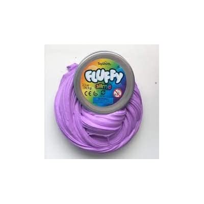 Toysmith Fluffy Slime: Toys & Games