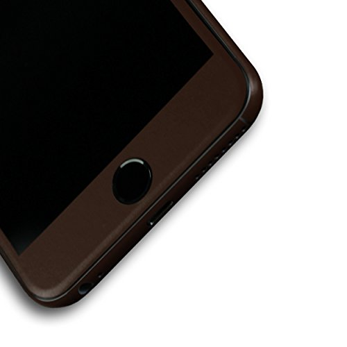 AppSkins Vorderseite iPhone 6 PLUS Color Edition brown