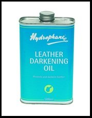 Hydrophane Leather Darken Oil, 500 ml ( 17 fl.Oz )