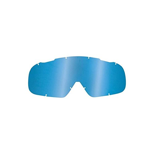887537859178 - Fox Racing Mens 2016 Air Space Lenses for Roll Off System Off-Road Motorcycle Eyewear Accessories - Blue Raised / No Size carousel main 0