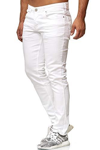Elara Pantalon Chino Hommes Slim Fit Matériel Extensible Chunkyrayan