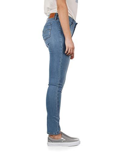 Jeans Skinny 30 L30 Levis Bleu 711 XEXwxqtrd