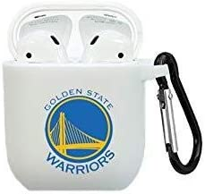 Airpod Compatible Case with Keychain Full Protective Luxury Case Premium Quality TPU 2019 Free Standing Fashion Basketball Team Hypebeast Inspired GSW
