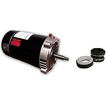 Emerson us motors eust1102 pool pump motor for Hayward sp2610x15 replacement motor