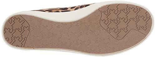 Dr. Scholl's Shoes Women's Leopard Microfiber Sneaker