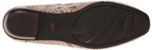 Loafer Clarks Timeless Timeless Womens Natural Clarks Snake Womens Womens Snake Loafer Timeless Natural Clarks Loafer Natural HAwUxATaq