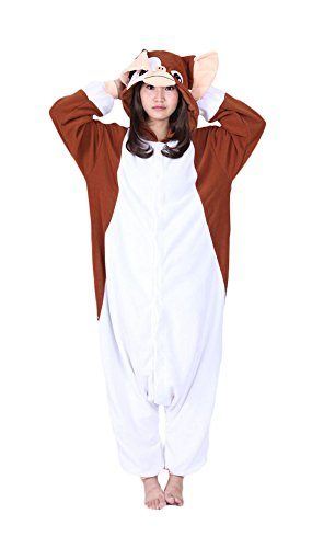 Heartgown Adult Pajamas Halloween Costumes Special Animal Pattern XL
