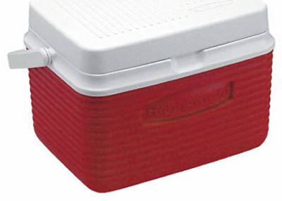 Rubbermaid 5-Quart Personal Ice Chest Cooler