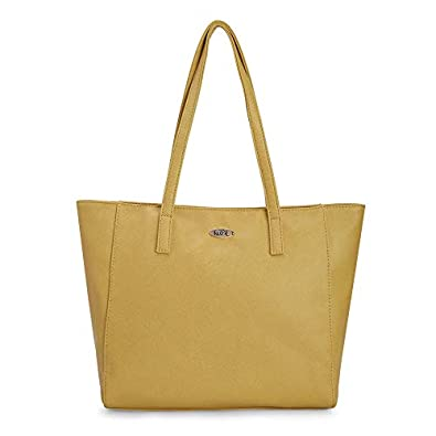 Koel by Lavie Nauru Women's Tote Bag (OCHER)