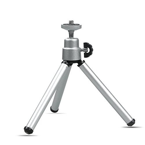 Universal Telescopic Camera Tripod Stand Holder Mount For Phone - 6