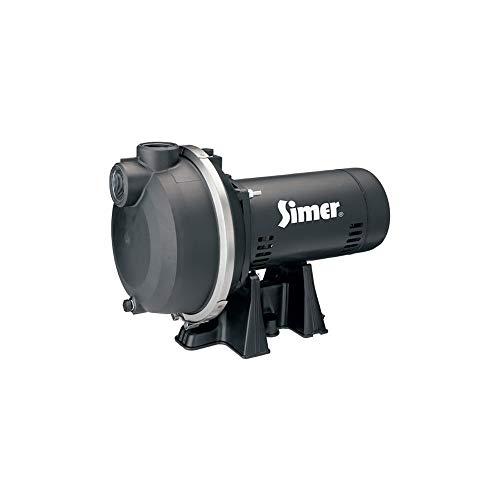 Lawn Pump Irrigation (Simer 3420P 2 HP Spinkler System Pump)