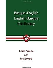 Basque-English, English-Basque Dictionary
