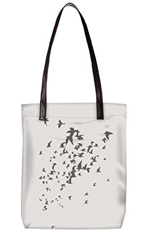 Snoogg Strandtasche, mehrfarbig (mehrfarbig) - LTR-BL-2914-ToteBag