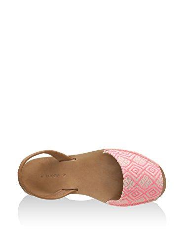Hakei Avarca Sandaletten rosa Rosa