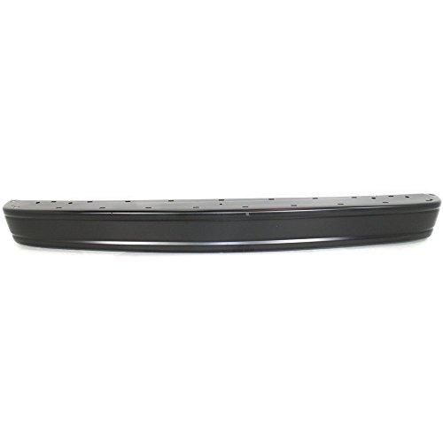 - Rear Step Bumper for Chevrolet Astro/Safari 1985-1994 Black Steel Van