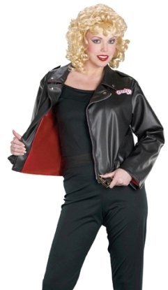 Grease Sandys Deluxe Jacket Adult