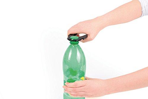 Premium Deckelöffner Glas Bier Flaschen Wasserflaschen Einmachglas Deckel Multi Öffner - Senioren Komfort System