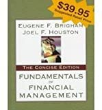 Intermediate Financial Management, Brigham, 003015958X