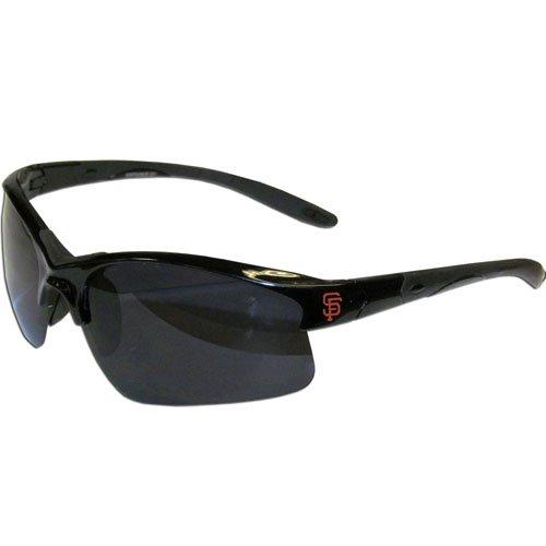 (Siskiyou MLB San Francisco Giants Blade Sunglasses)