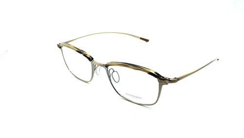 Oliver Peoples Rx Eyeglasses Frames Toulch 1107T 5124 49x19 Ag/Coco Gold - Oliver Mens Frames Peoples