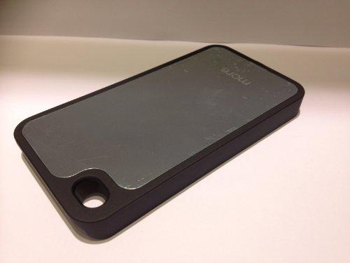 More Para Blaze Collection Housse de protection pour iPhone 4 Noir metalique