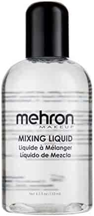 Mehron Makeup Mixing Liquid (4.5 oz)